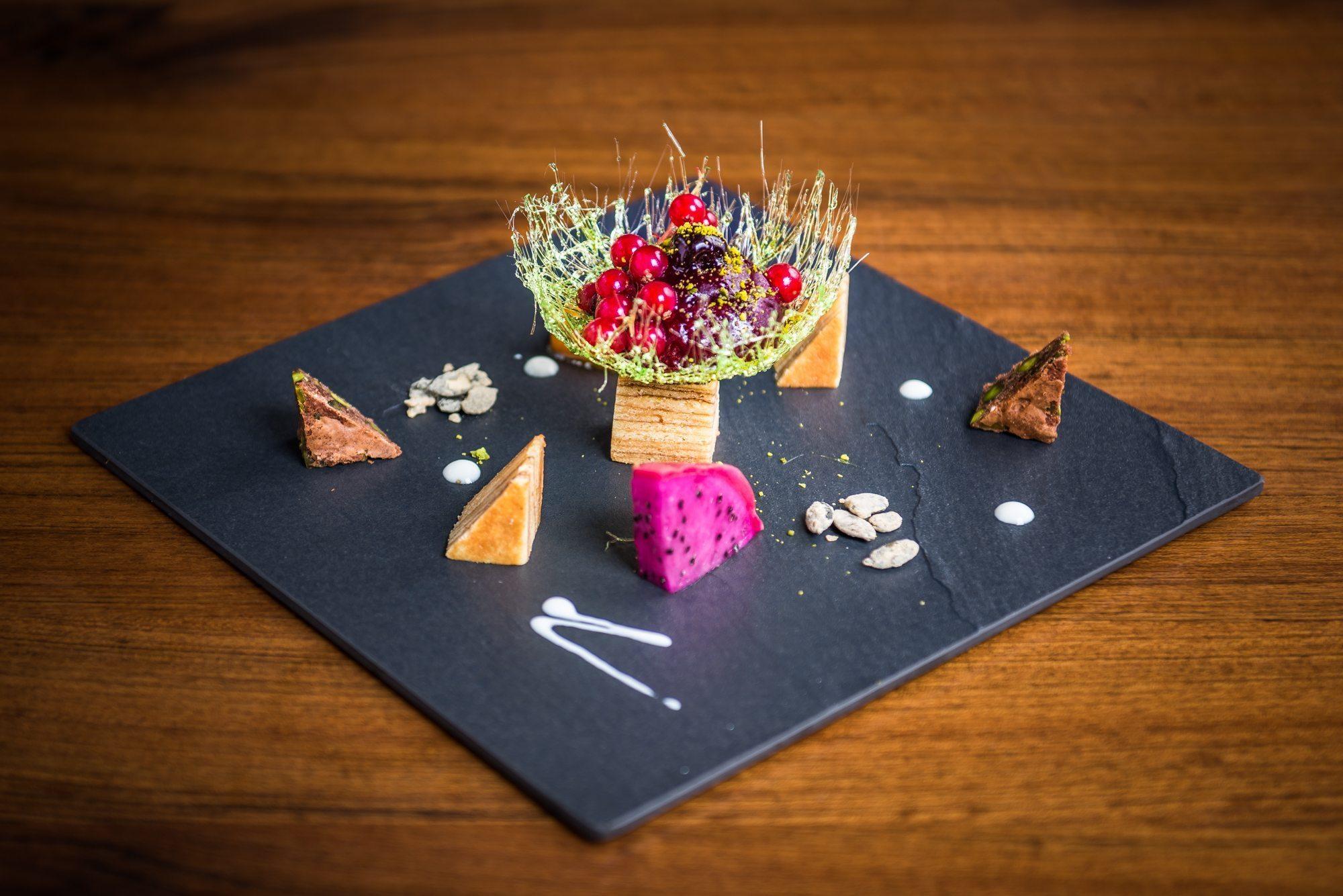 Restaurant Taverne Dessert