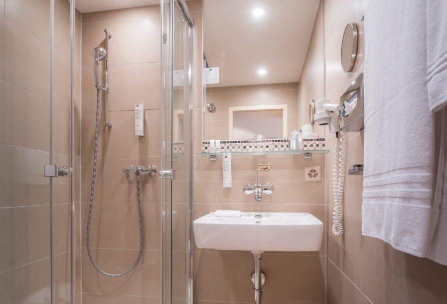 Badezimmer Einzelzimmer Economy
