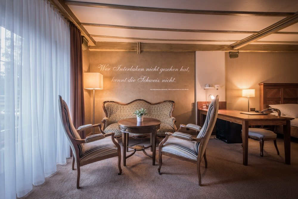Junior Suite Hotel Interlaken