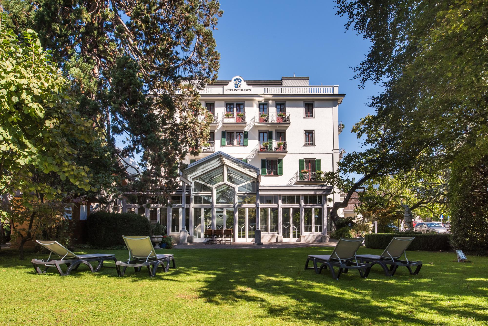 Hotel Interlaken Switzerland Galerie